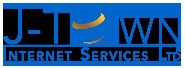 J-Town Internet Services Website Design