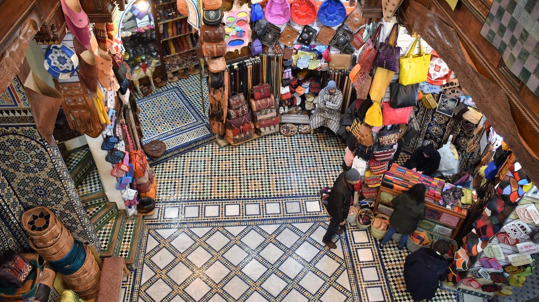 Shatour Morocco Page Banner